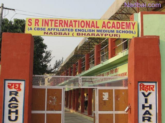 SR International Academy College