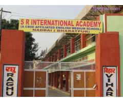 SR International Academy College