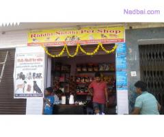 Riddhi Siddhi Pet Shop