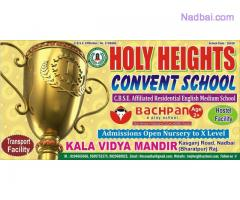 Holy Heights Convent Residential School