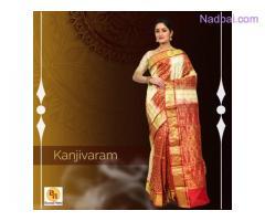 Buy Evergreen Kanchipuram sarees, Banarasi, Dhakai and Silk saree online at Banarasi Niketan