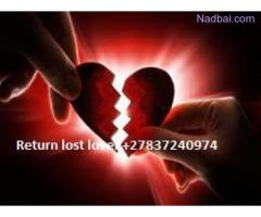Bring back your lost lover in 4 days with effective spells+27837240974
