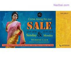 Alika Onam Saree Collection