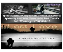 Lost Love Spells to Make Someone Love You Call +27836633417