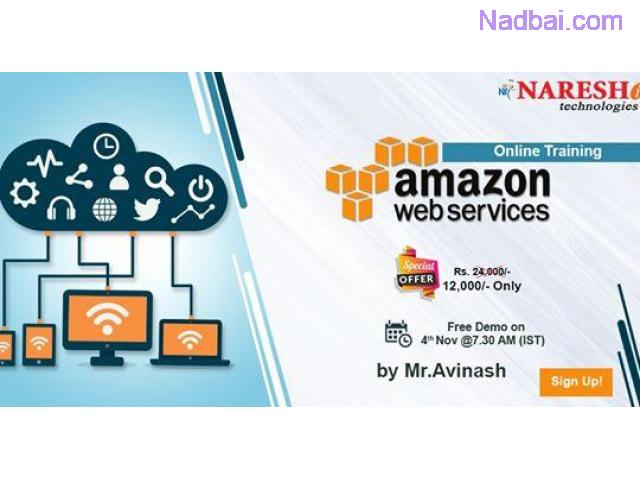 AWS OnlineTraining In Bangalore | AWS Online Course In Bangalore | NareshIT