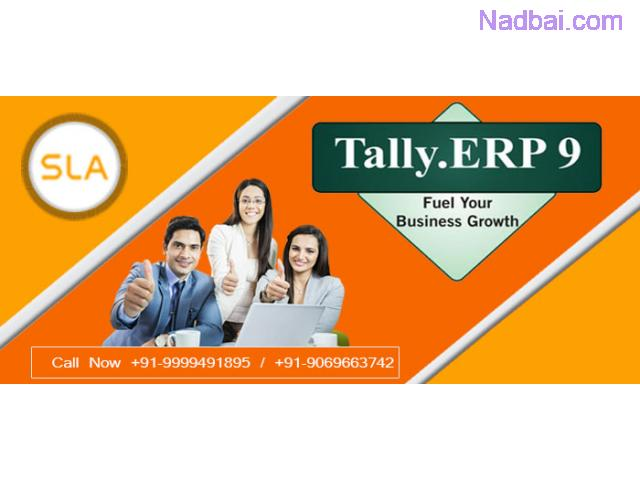 Enroll For Best Tally ERP 9 Training in Gurugram