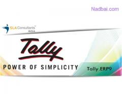 Enroll For The Best Tally ERP 9 Training at SLA Consultants Noida
