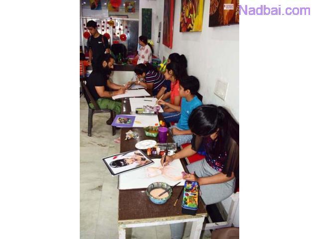 fine art certificate course by raghuvansham in delhi