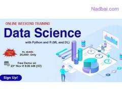Weekend Online Training On Data Science With Python & R  In Pune |  NareshIT