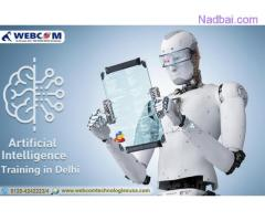 Artificial Intelligence Training in Noida-SkyWebcom