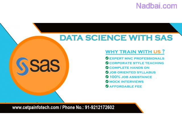 Data Science Training with SAS in Noida