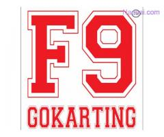 F9 Gokarting Gurgaon