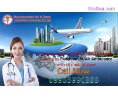 Low-Cost Air and Train Ambulance Service in Kolkata – Panchmukhi