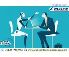 Machine Learning Training In Noida-SkyWebcom