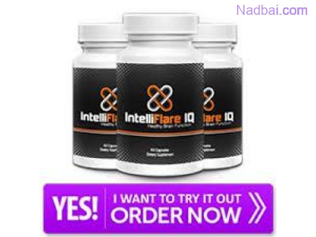 How To Order Intelliflare IQ Brain Booster Pill?