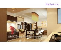 3D Interior Designing Services by 3D Power