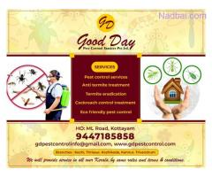 Best Pest control & Cleaning Services in Trivandrum Kollam Kottayam