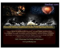 Traditional Healer With Spiritual Powers +27836633417