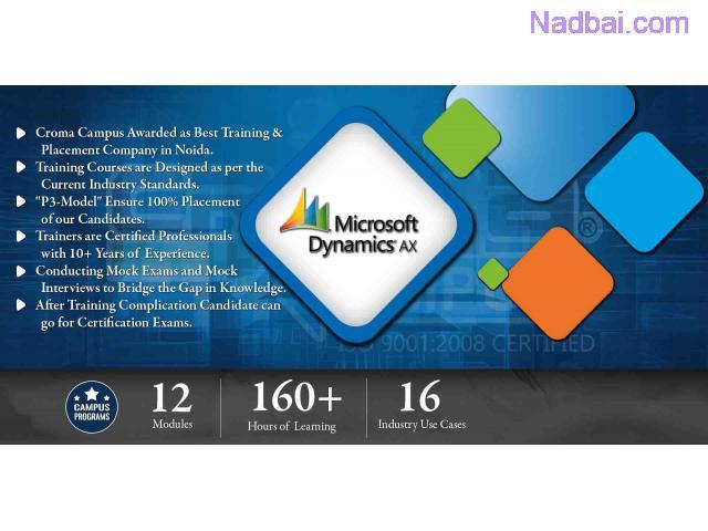 Microsoft Dynamics AX Training Institute in Noida