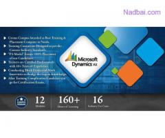 Microsoft Dynamics AX Training Institute in Noida