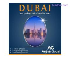 Amazing Dubai Tour Packages @30 % Discount Offer - Anjna Global