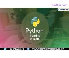 Python Training in Delhi-SkyWebcom