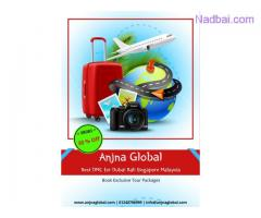 3N/4D Package for Dubai, UAE @ 30 % Off - Anjna Global