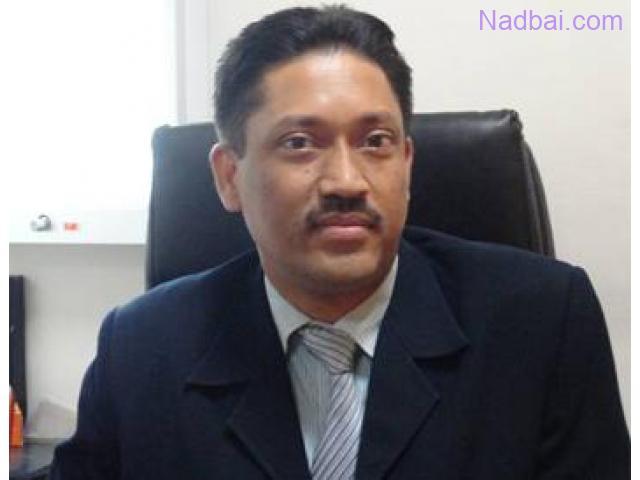 Orthopedic Doctor in Faridabad | Dr. Yuvraj