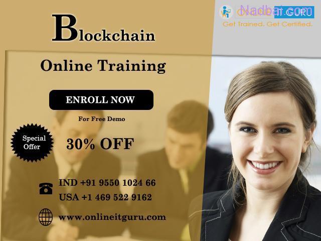 blockchain online training in Hyderabad