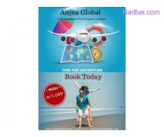 Limited Offers | Dubai Tour Packages Starts from 11999/- | Anjna Global