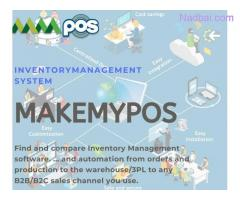 Inventory management and Financial management software