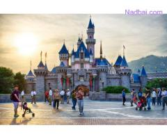 Hong Kong Disneyland Tour Travel Packages from Delhi India