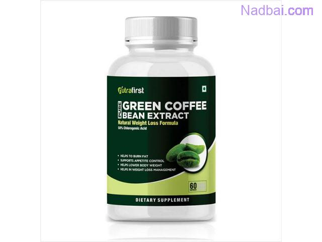 Amazing Benefits Of Green Coffee Capsules For Your Body