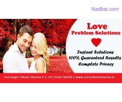 Love Problem Solution Specialist Astrologer in India