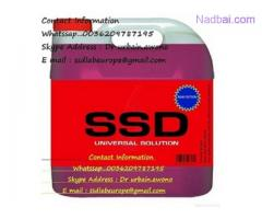 We Supply Super Universal  Ssd Chemical Solutions and powder for Cleaning Notes