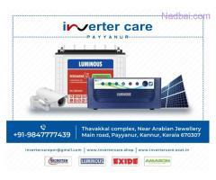 Best Microtek Inverter Dealers Kannur Payyanur Trikaripur Padanna Cheruvathur