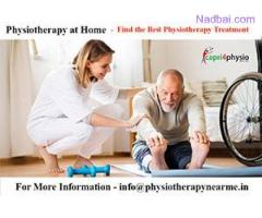 Find the right physiotherapist near you, for you, in just a click
