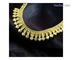Gold Necklace Design for 2020