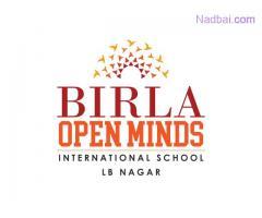 BIRLA OPEN MINDS | CBSE SCHOOL IN LB NAGAR