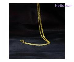 gold chain designs for ladies