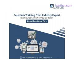 Find Best Selenium Classes in Noida