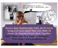 Lost Love Spells to Bring Back a Lover Call +27836633417