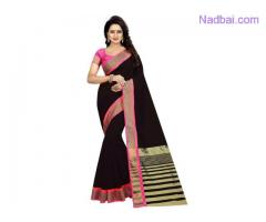 Refresh your Closet with Latest Cotton Silk Sarees