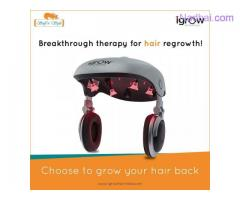 iGrow-See Hair Fall Reduction Within Just Few Weeks Time