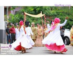 Kerala Muslim Wedding Dance in Coimbatore, Pollachi, Tamil Nadu, +91-8590010011