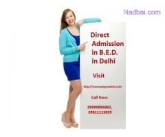 Haryana Bed Admission Delhi, Direct BED Admission Delhi