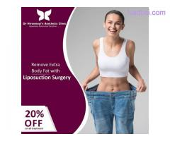 Best Liposuction Surgeon in Malviyanagar, South Delhi