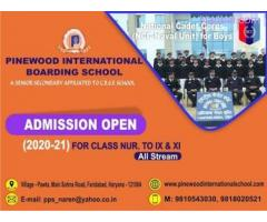CBSE Boarding School in Delhi NCR through Pinewood International