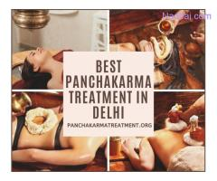 The Best Ayurveda Panchakarma Therapy in Delhi