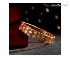 gold bangles designs with weight and price